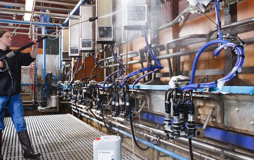 4 processos de limpeza focados para cada indústria