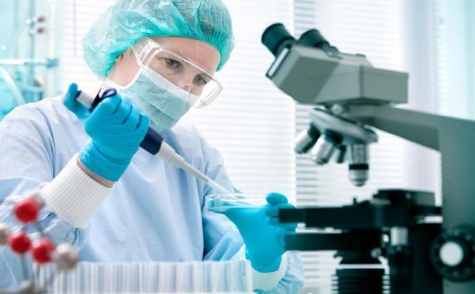 Assepsia dos laboratórios