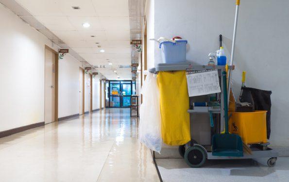 equipamentos de limpeza hospitalar