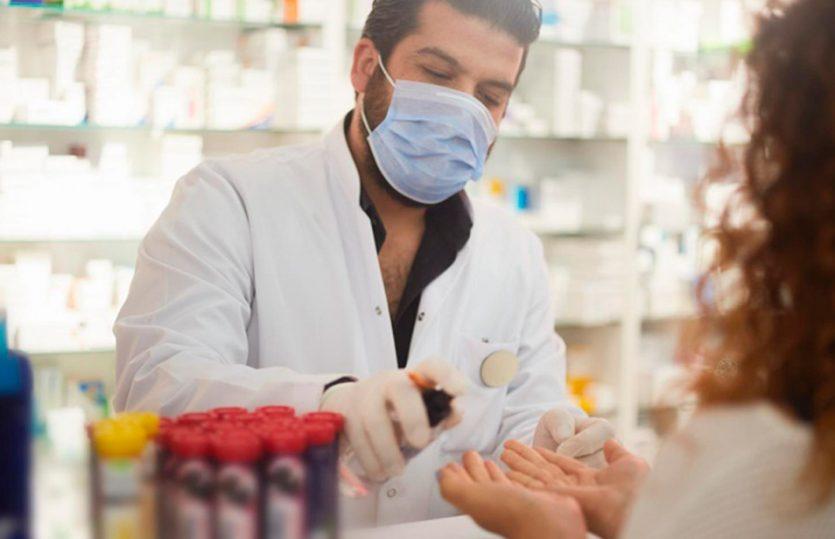 Cuidados para evitar disseminação do coronavírus em farmácias